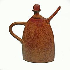 Jenny Mein. Teapot. 2007