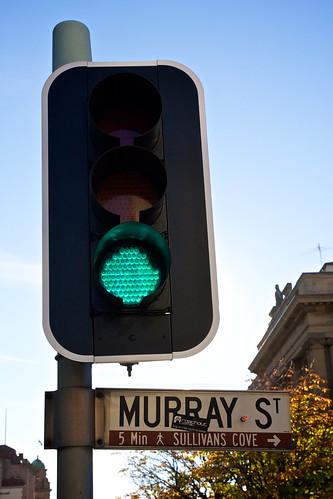 Murray St is Go