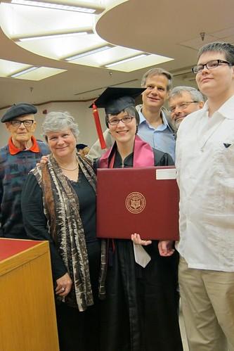 Jessica Graduation CMU