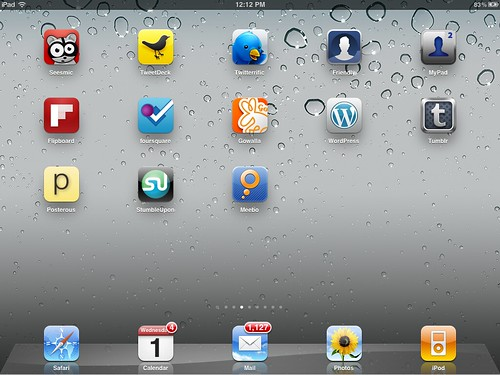 IPad 2 Screen 3