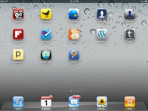 IPad 2 Screen 3