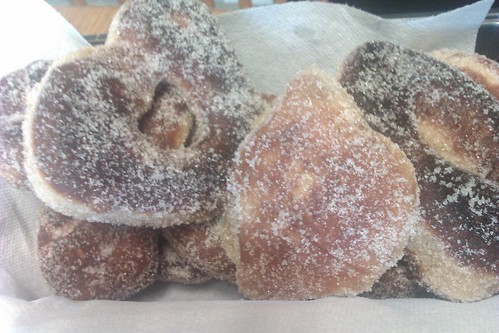 Cane Sugar Donuts