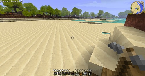 Minecraft - Stable Area