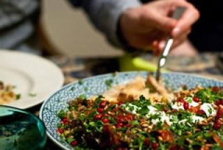 Kip fattee, baba ganoush en andere heerlijkheden