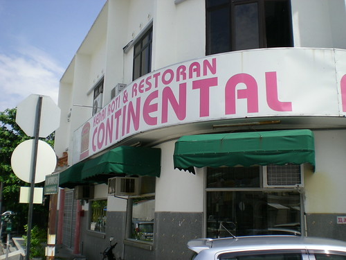 Continental Bakery & Restaurant Penang