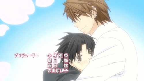 Another Junjou Romantica...Sigh.