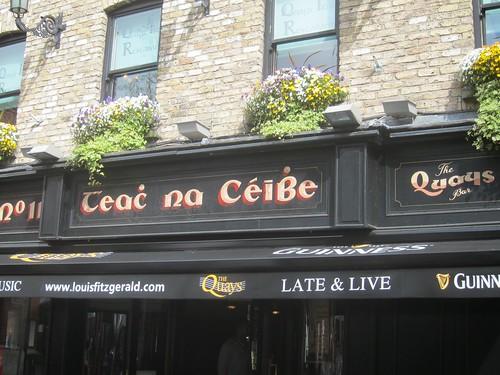 Temple Bar. Dublin