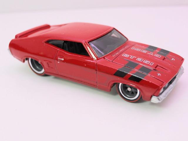 hot wheels garage '73 Ford Falcon XB (2)