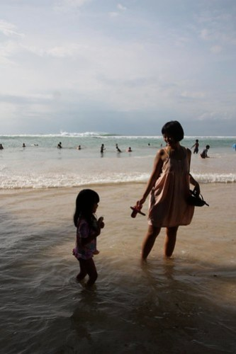 padang-padang beach