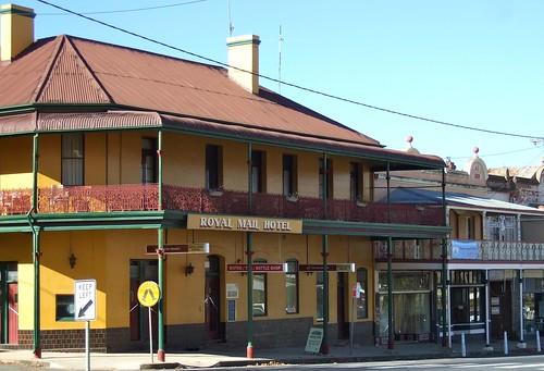 Royal Mail Hotel - Braidwood