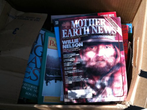 Willie Nelson Mother Earth