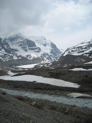Alberta, Canada glaciers