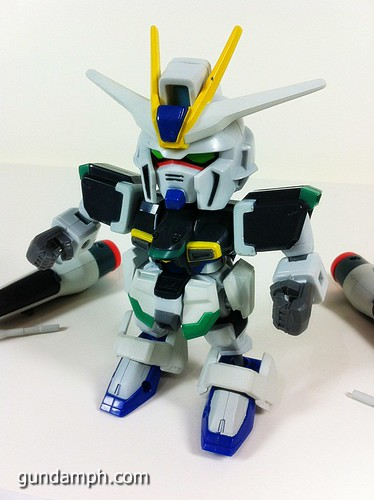 Gundam DformationS Blast Impulse Figure Review (9)