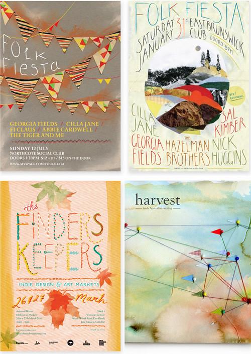 Illustrator + Graphic Designer Luci Everett