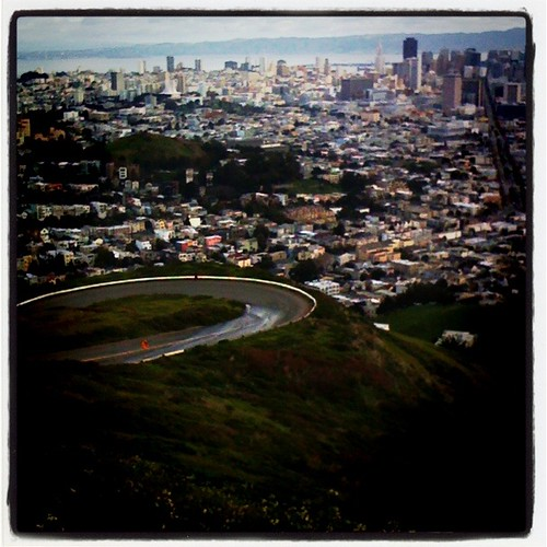 Twin Peaks View by Archive Victor