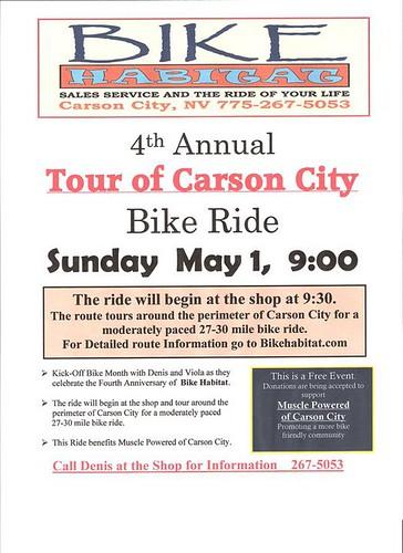 Tour of Carson City 2011