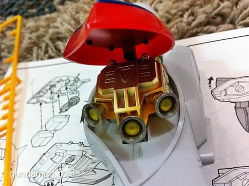 Building 1-60 Shining Gundam HGEX (9)