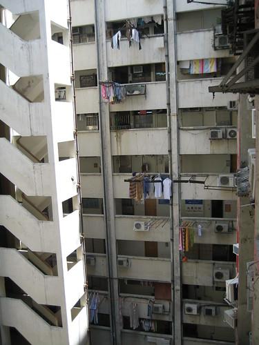 Dónde dormir y alojamiento en Hong Kong (China) - New Garden Hostel.