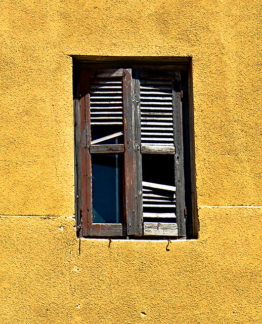 Shutters and Shapes