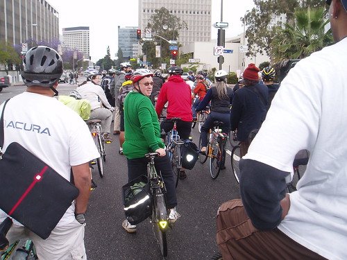Blessing of the Bikes-DTLA Ride 2011 026
