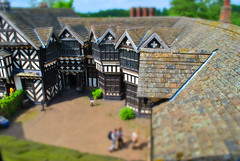 Very Little Moreton Hall