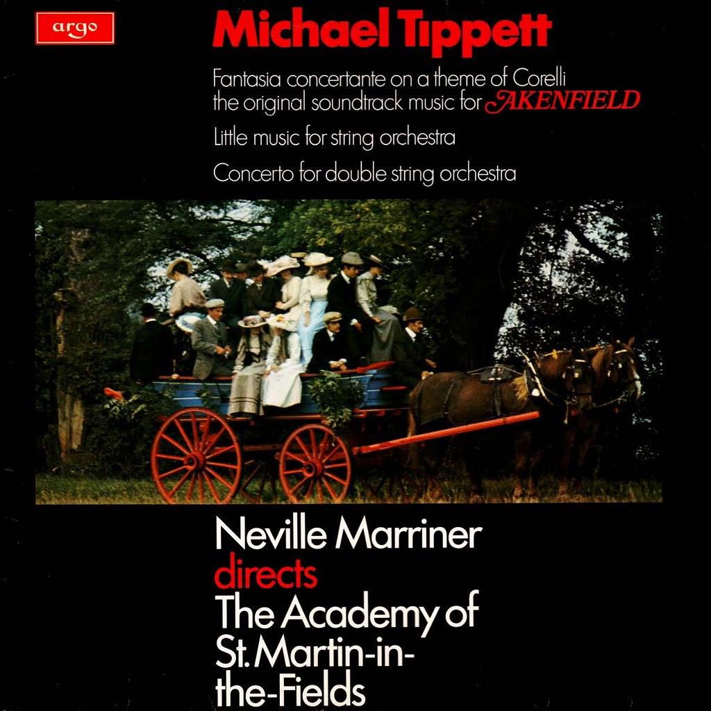 Michael Tippett - Akenfield