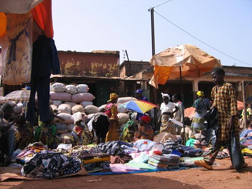 Marché de Banfora