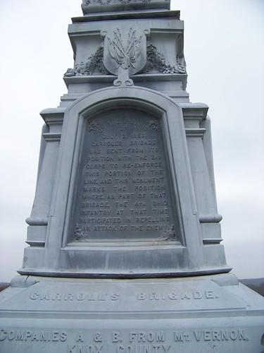 4th Ohio Infantry Carroll's Brigade (10)