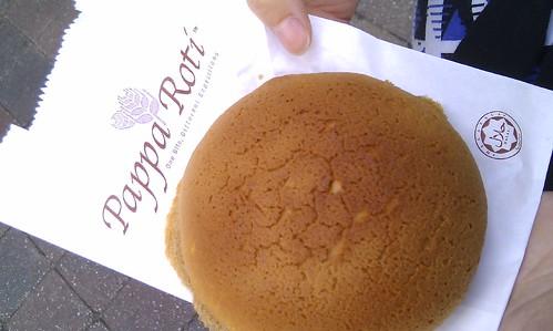 Top - Pappa Roti, Glen Waverley AUD2.20
