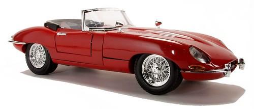 Tonka Polistil Jaguar E