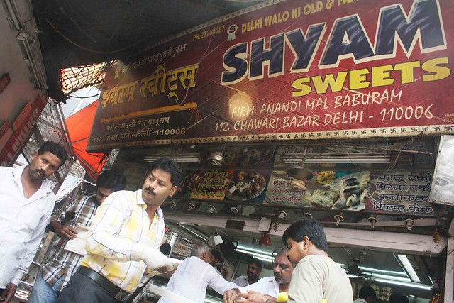 City Food – Bedmi Poori, Shyam Sweets