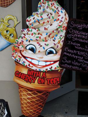 Creepy Ice Cream