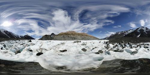 Tasman Glacier Panorama