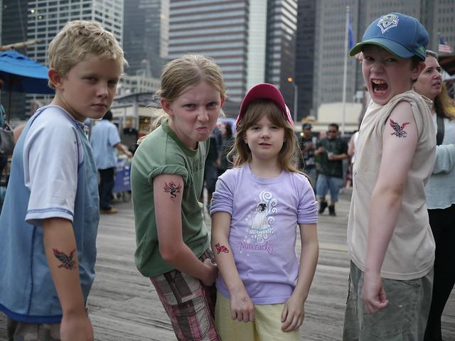 Tattoo Toughs, NYC