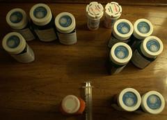 Pills pills pills
