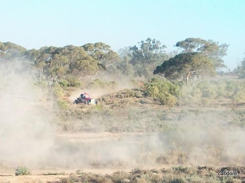 Racing at Mildura