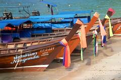 Thailand boat