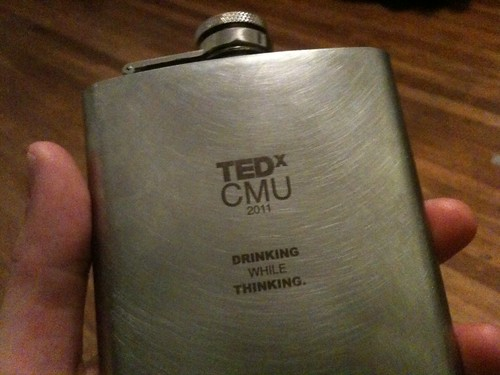 Official TEDxCMU Flask