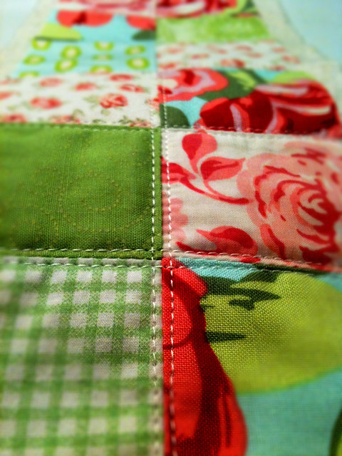 Patchwork in Progress