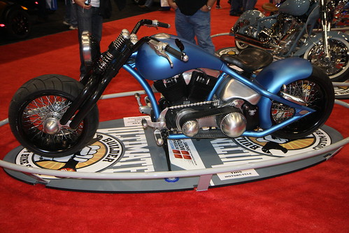 2010 Ultimate Builder Custom Bike Show - Seattle
