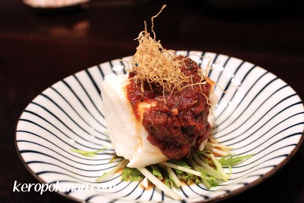 Hokkaido Milk Poached White Cod with Crispy Ginger