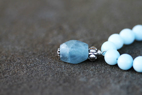 Ice blue Pendant