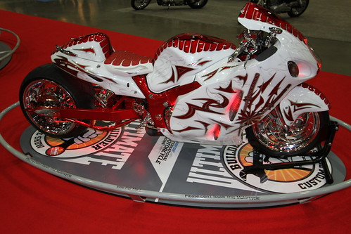 Garwood Custom Cycles Built William Ray's Shogun Bike