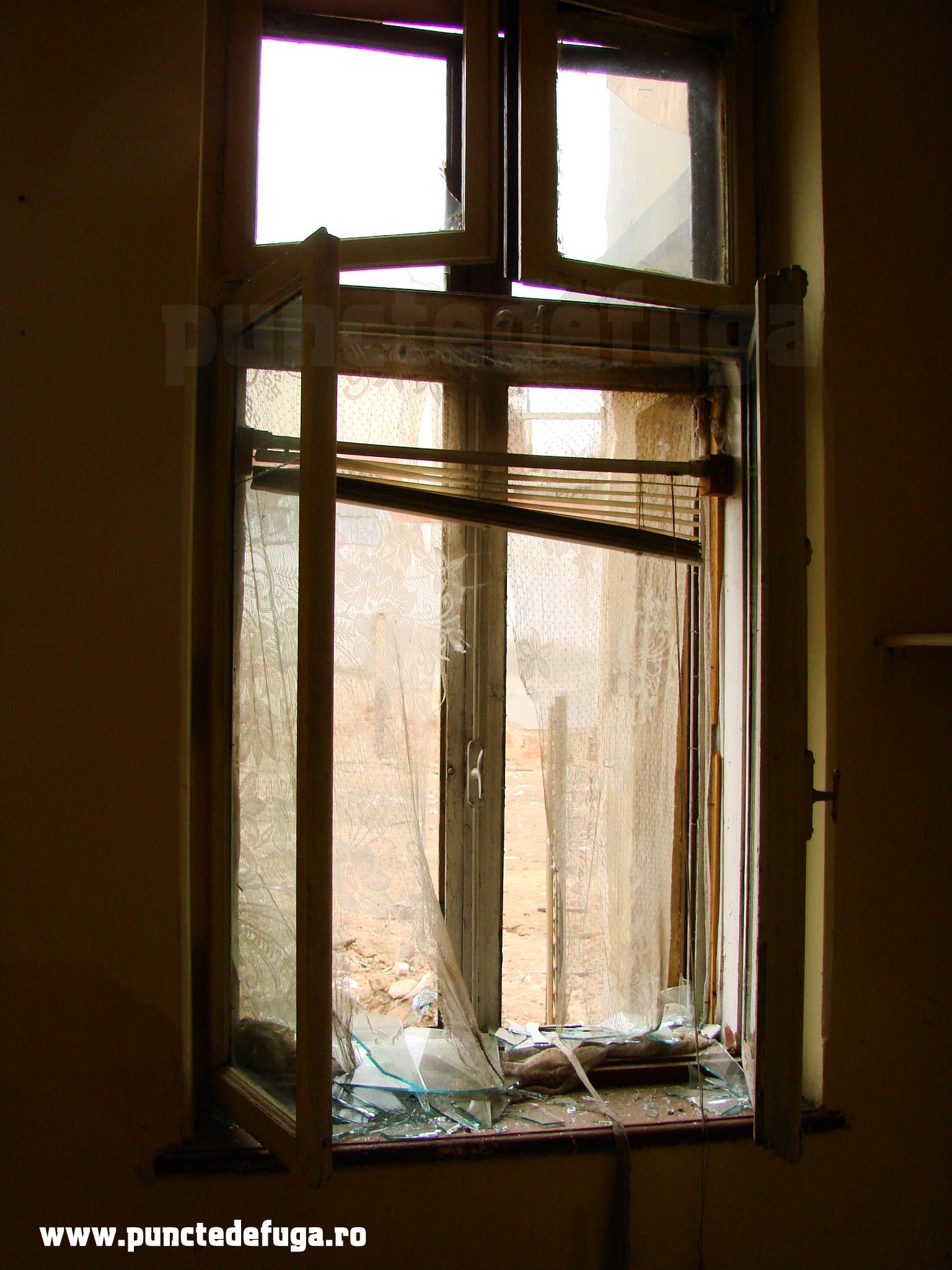 fereastra casa buzesti