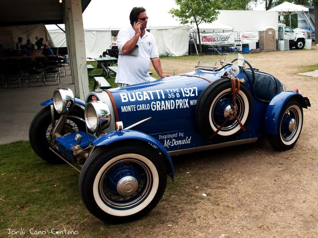 Bugatti Monte Carlo Grand Prix 1927