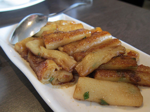 Pan-fried Dried Shrimp Cheung Fun