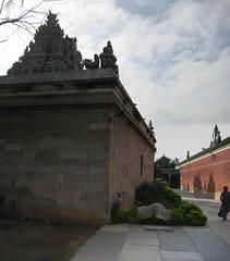 Perumal shrine Vimanam