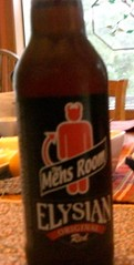 mens room red bottle