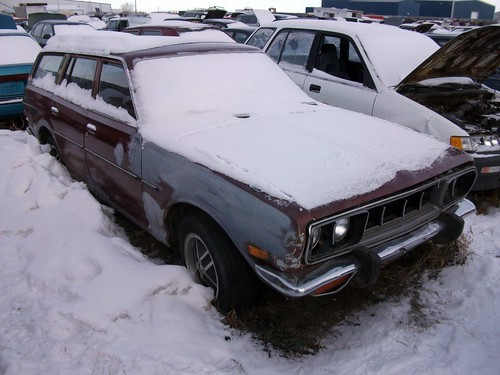 1973 Datsun 610 station wagon