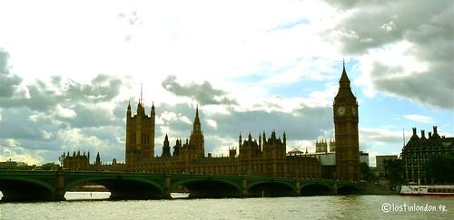 vol Londres